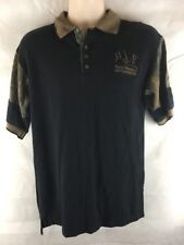 JANET BLASE, WRAP IT UP Rocky Mountain Elk Foundation Real Tree Polo Shirt SZ M
