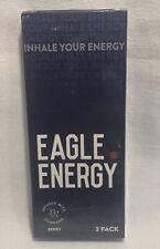 Eagle Energy Caffeine Supplement - 3 Pack / Guarana Berry