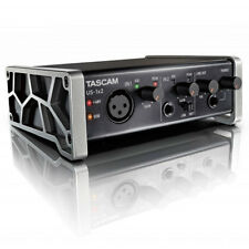 Tascam us-1x2 USB audio-Interface