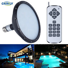 AC120V E27 18W RGB Swimming LED Pool Lights underwater light for Pentair Hayward
