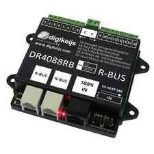 Digikeijs™ DR4088RB-CS 16-kanal Rückmeldemodul für 2 Leiter wie 2x Roco™ 1078 H0