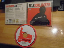 RARE ADVANCE PROMO Eels CD Souljacker SOLEA Infectious Grooves Excel My Head !