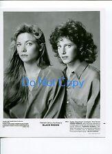 Debra Winger Theresa Russell Black Widow Original Press Still Movie Photo
