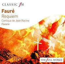 Faure: Requiem - Neville Marriner Academy Of St. Martin In The Fields C (NEW CD)