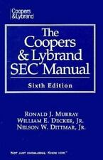 The Coopers & Lybrand Sec Manual Murray, Ronald J., Decker, William E., Jr., Di