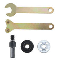 5pcs Shank M10 Arbor Mandrel Adaptor Cutting Tool Accessories for Angle Grinder