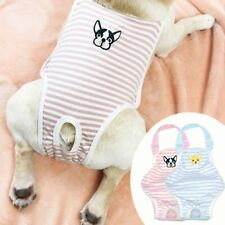 Female Pet Dog Physiological Pants Diaper Underwear Washable Sanitary Panties