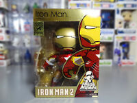 Marvel Mighty Muggs Iron Man Mark VI  SDCC Exclusive