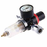 Neuf AFC Régulateur de pression d'air Filtre Séparateur Huile / Eau compresseur