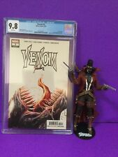 Venom #3 CGC 9.8 First Appearance of KNULL 1st Print Donny Cates THOR MCU L@@k!!