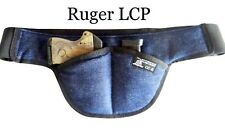 Small - Dtom Denim Possum Pouch Crotch Carry Holster - The smart way to carry!