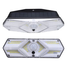 New listing 104 Led Pir Motion Sensor Solar Power Garden Light Outdoor Yard Lamp Waterproof
