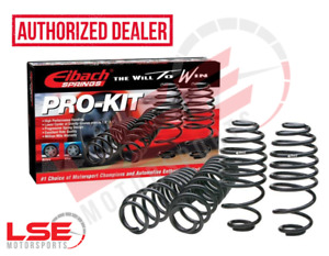 Eibach 38148.140 For 2011-2015 Cadillac CTS-V Coupe Pro-Kit Performance Springs