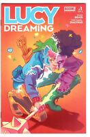 Boom Comics Lucy Dreaming # 1 Variant Cover C2E2 Retailer Summit Exclusive