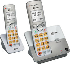 AT&T - EL51203 DECT 6.0 Expandable Cordless Phone System - Silver