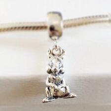 Genuine Pandora S925 Ale Disney Thumper Bunny Pendant Charm-796342