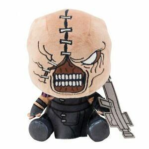 Resident Evil Stubbins Nemesis Plush Toy - 6 in. Super Soft Stuffed Figurine