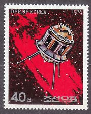 KOREA Pn. 1976 mint(*) SC#1451 40ch, Day of Space Flight - Communications satel.