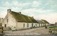 ANTRIM – Conagher's Farm – Home of the M'Kinlays – Northern Ireland
