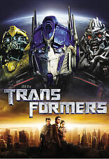 Transformers (DVD, 2007) Free Shipping, Disk Only