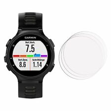 2 x New Front Clear Garmin Forerunner 735XT LCD Screen Display Protector Film