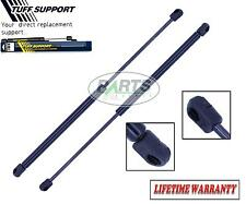 2 REAR HATCH TRUNK LIFT SUPPORTS SHOCKS STRUTS ARMS RODS FITS GOLF III & MARK