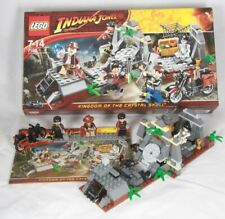 LEGO 7196 INDIANA JONES CHAUCHILLA CEMETERY BATTLE Complete with box + instruct