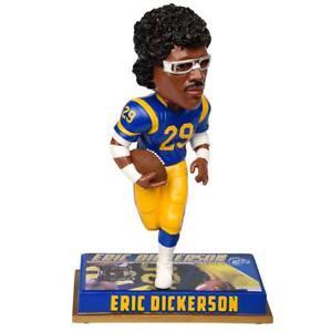 Eric Dickerson Los Angeles Rams Legends Series Bobblehead NFL