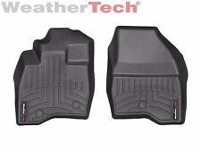 WeatherTech Floor Mats FloorLiner for Ford Explorer - 2017 - 1st Row - Black