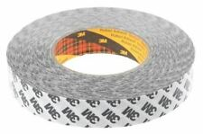 3M 9086 Translucent Double Sided Paper Tape, 25mm x 50m, 0.19mm Thick