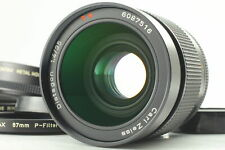 [Fast Neu + Kapuze] contax Carl Zeiss Distagon T 35mm F1.4 AEG Linse Cy Aus