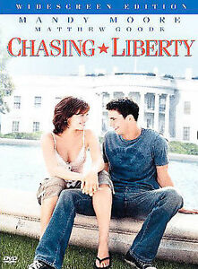 Chasing Liberty (DVD, 2004, Widescreen)  06
