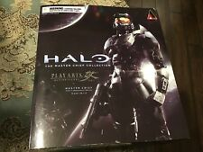 PLAY ARTS KAI HALO 2 MASTER CHIEF ANNIVERSARY EDITION ACTION FIGURE
