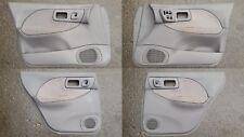 SUBARU WRX FRONT & REAR DOOR TRIMS 93-97 GC8 GF8 IMPREZA STI RX INTERIOR 95 96