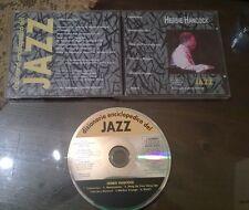 """Herbie Hancock CD """" DIZIONARIO ENCICLOPEDICO DEL JAZZ """" Curcio Editore"""