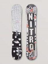 NITRO  BEAST X VOLCOM  SNOWBOARD 2020   -  158 cm  NEW !