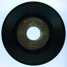 Philippines ELVIS PRESLEY I Got Stung 45 rpm Record