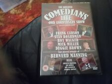 the orginal comedians live 40th anniversary show dvd new and sealed freepost