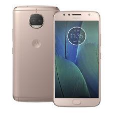 """NEUF Motorola Moto G5S Plus (XT1803) 5.5"""" 3 Go / 32 Go LTE Débloqué OR"""