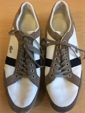 Lacoste Shoes UK Size 10 Trainer Casual Shoes Lacoste Trainers Euro 44.5 HB