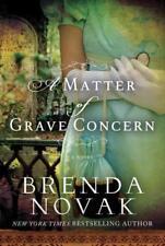 A MATTER OF GRAVE CONCERN - NOVAK, BRENDA - NEW PAPERBACK BOOK