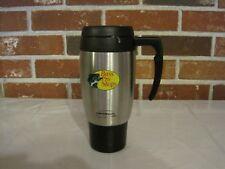 THERMO CAFE NASCAR #20 TONY STEWART STAINLESS STEEL TRAVEL MUG BASS PRO SHOP-NEW