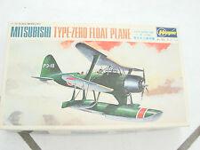 Hasegawa Mitsubishi Type Zero Float plane airplane 1/75 Japan Model kit