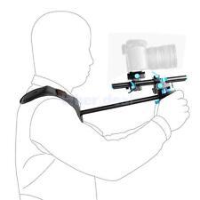 DSLR Camera Shoulder Mount Stabilizer Steady Rig for Canon Camcorder
