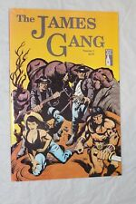THE JAMES GANG #1 London Knight Studios BUDD ROOT Pre- CAVEWOMAN 1st Published