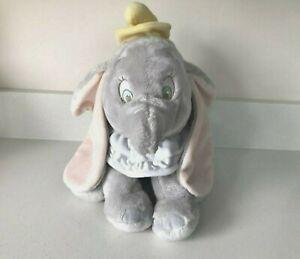 Disney Dumbo Soft Toy Plush Disney Store Exclusive Soft & Floppy Elephant 35cm