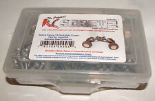 REDCAT RACING ROCKSLIDE CRAWLER RC SCREWZ STAINLESS STEEL SCREW SET RCR005