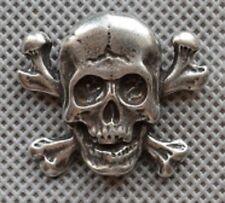 Skull Bones pin pins