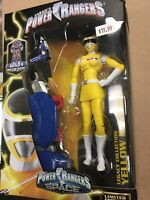 Saban's Power Rangers Space Legacy Collection - Yellow Ranger - New in Box