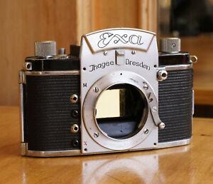 Ihagee Dresden Exa 35mm Film camera Body